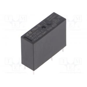 Relay: electromagnetic; SPST-NO; Ucoil: 12VDC; 3A/250VAC; 3A; 720Ω