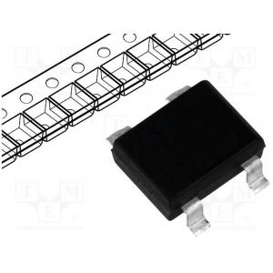 Single-phase bridge rectifier; Urmax: 250V; If: 2.3A; Ifsm: 65A