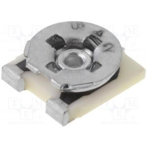 Potentiometer: mounting; single turn,horizontal; 500Ω; 200mW; SMD