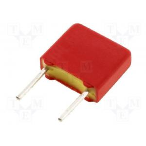 Capacitor: polyester; 10nF; 200VAC; 400VDC; Pitch: 5mm; ±10%