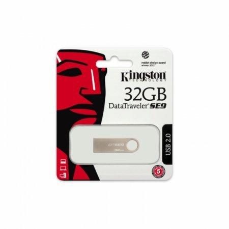 ea4bc258354 Mälupulk 32GB Kingston DataTraveler SE9 - Oomipood