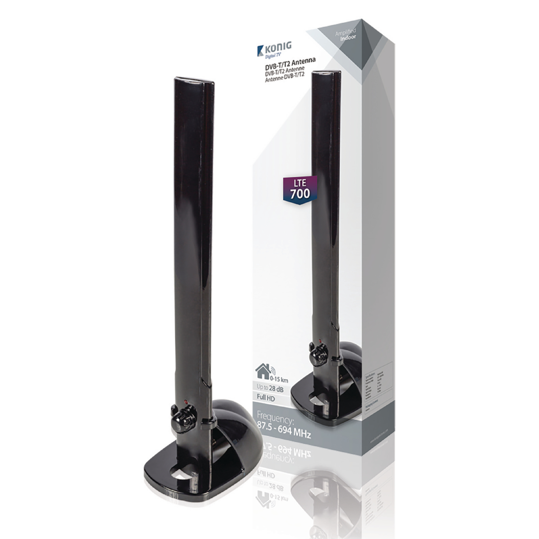 963f2417f29 FM DVBT toaantenn võimendiga 0...28dB LTE filter - Oomipood